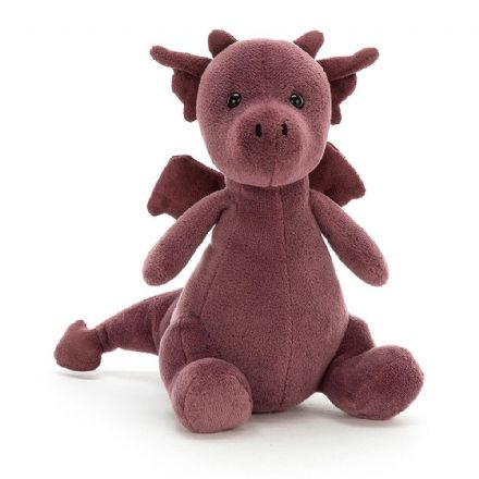 Jellycat Little Puff - Violet